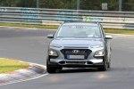 «Заряженный» Hyundai Kona N был поймали на тестах - фото 12