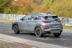 «Заряженный» Hyundai Kona N был поймали на тестах - фото 15
