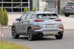 «Заряженный» Hyundai Kona N был поймали на тестах - фото 5