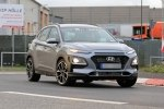 «Заряженный» Hyundai Kona N был поймали на тестах - фото 7