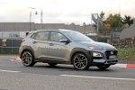 «Заряженный» Hyundai Kona N был поймали на тестах - фото 8