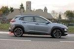 «Заряженный» Hyundai Kona N был поймали на тестах - фото 9