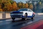 На выставке SEMA показали новый Challenger Drag Pak - фото 2