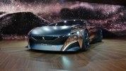 Peugeot Onyx: нереальный концепт с реальным гоночным мотором - фото 1