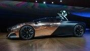 Peugeot Onyx: нереальный концепт с реальным гоночным мотором - фото 2