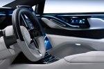 Электрокар FF 91 показал «ультрароскошный» интерьер - фото 4