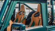 Представлен изумрудный Land Rover Defender от Overfinch - фото 3