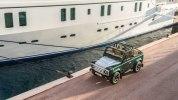 Представлен изумрудный Land Rover Defender от Overfinch - фото 6