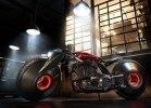 Мастерская Smoked Garage создала сумасшедший кастом Harley-Davidson - фото 5