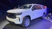 Chevrolet представил новые Tahoe и Suburban - фото 1
