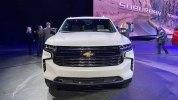 Chevrolet представил новые Tahoe и Suburban - фото 2