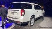 Chevrolet представил новые Tahoe и Suburban - фото 4