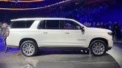 Chevrolet представил новые Tahoe и Suburban - фото 5