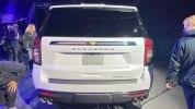 Chevrolet представил новые Tahoe и Suburban - фото 6