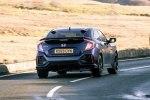 Обновленный Honda Civic получил новую версию Sport Line - фото 9