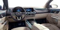Mercedes-Benz представил компактный кроссовер GLA следующего поколения - фото 12