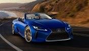 На аукционе продадут эксклюзивную версию Lexus LC500 - фото 2
