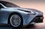 Водородомобиль Toyota Mirai сменил поколение - фото 4