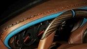 Интерьер кабриолета Porsche 911 щедро украсили деревом - фото 6