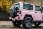 Брутальный Jeep Wrangler превратили в авто для романтиков - фото 1