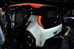 General Motors показала беспилотный шаттл Origin - фото 5
