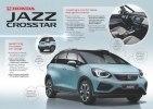 Появилась сведения о новой генерации Honda Jazz - фото 7
