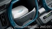 «Квадратный» Suzuki Hustler перевоплотился в новый кроссовер Mazda - фото 4