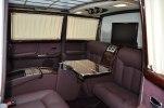 С комфортом на стиле: классичесский Pullman с салоном от Maybach 62. Всего за €2.000.000 - фото 9