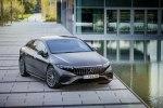 Рыба с зубами: Mercedes EQS получил AMG-версию - фото 1
