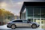 Рыба с зубами: Mercedes EQS получил AMG-версию - фото 2