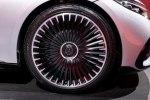 Рыба с зубами: Mercedes EQS получил AMG-версию - фото 21