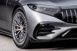 Рыба с зубами: Mercedes EQS получил AMG-версию - фото 7