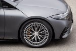 Рыба с зубами: Mercedes EQS получил AMG-версию - фото 8