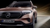 Mercedes EQB: полный привод и версия для Европы - фото 5