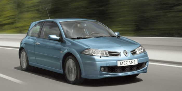 Renault Megane Coupe 2006