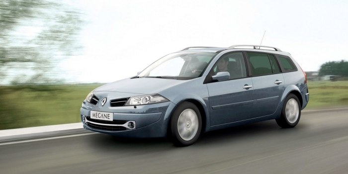 Renault Megane Estate 2006