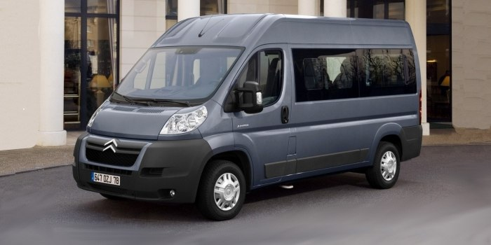 Citroen Jumper VP 2006