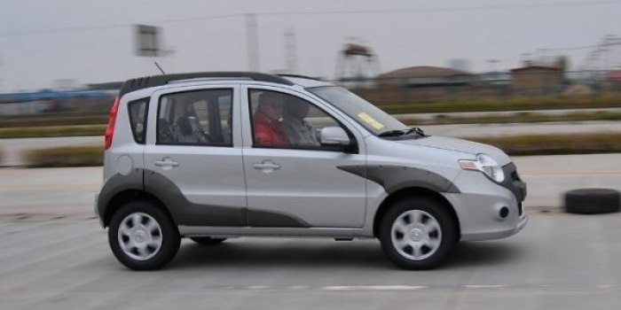 Great Wall Haval M1 2009