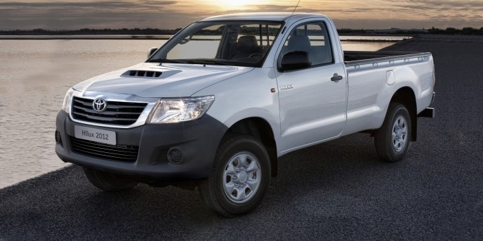 Toyota Hilux Single Cab 2011