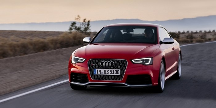 Audi RS5 Coupe 2012