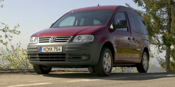Volkswagen Caddy Kombi 2004