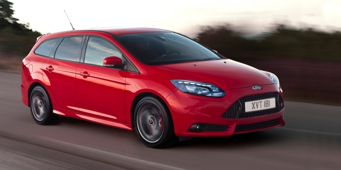 Ford Focus ST Wagon 2012