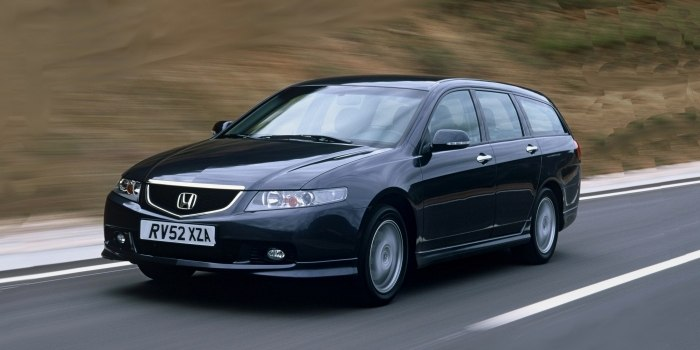 Honda Accord Tourer 2005