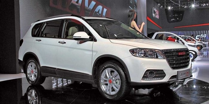 Great Wall Haval H6 Sport 2013
