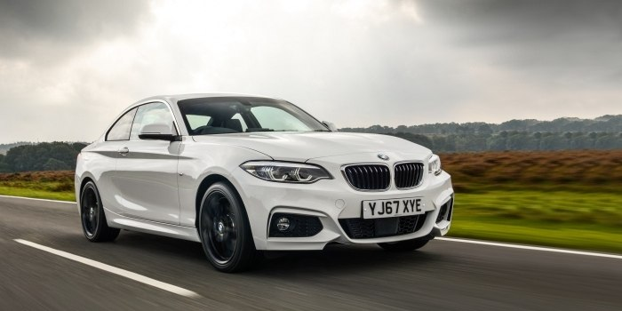BMW 2 Series Coupe (F22) 2013
