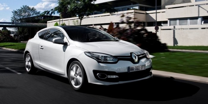 Renault Megane Coupe 2013