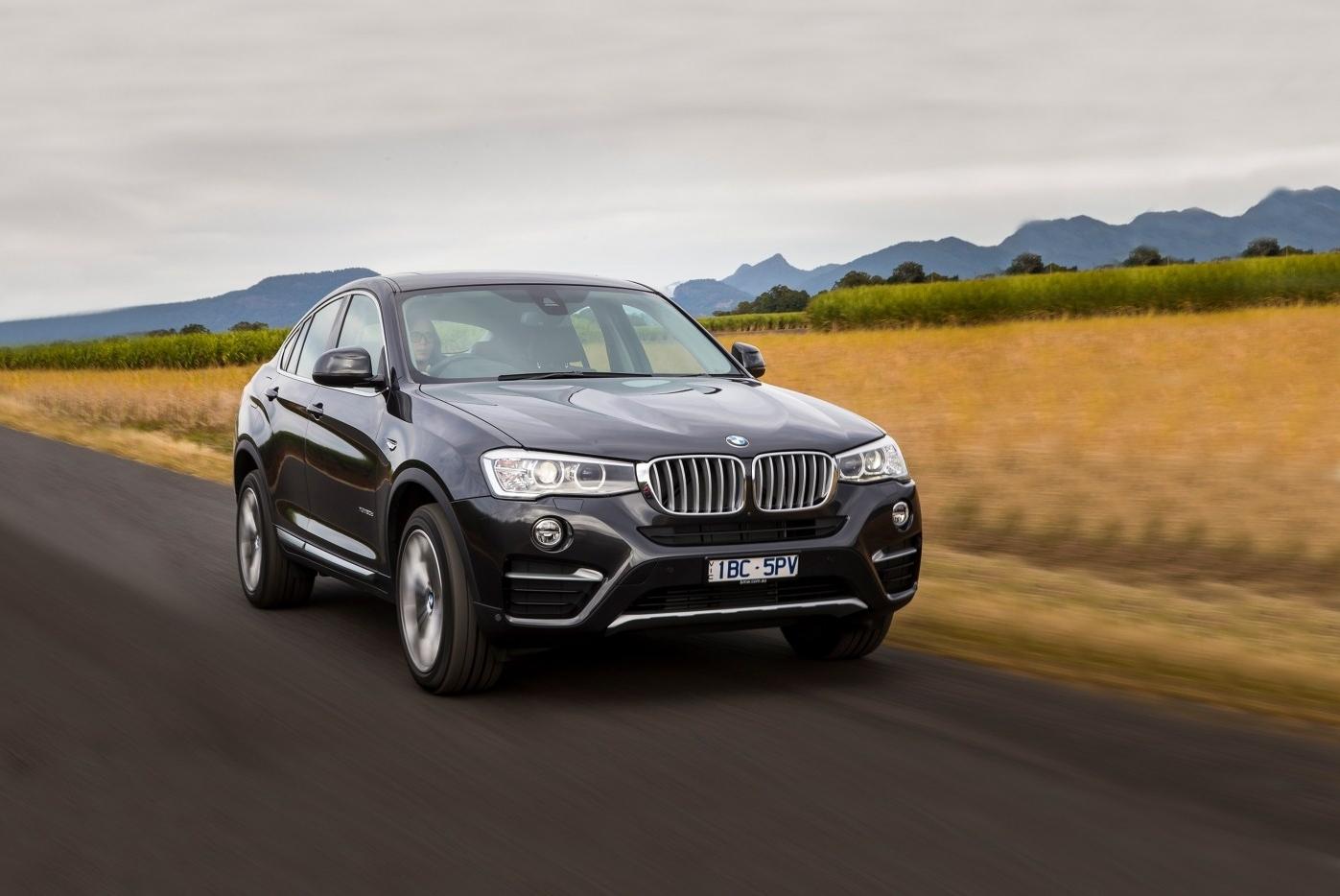 BMW X4 (F26) - цены, отзывы, характеристики X4 (F26) от BMW