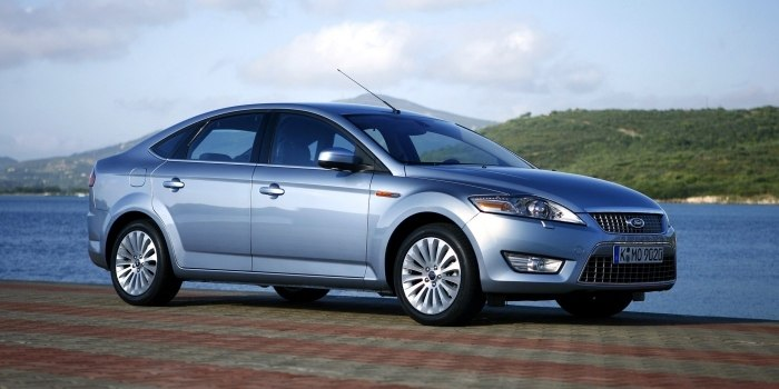 Ford Mondeo Hatchback 2007