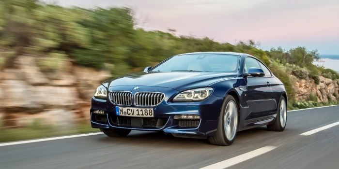 BMW 6 Series Coupe (F13) 2015