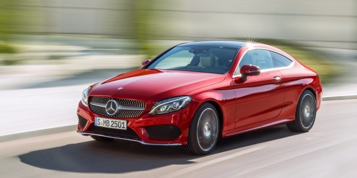 Mercedes C-Class Coupe (С205) 2015
